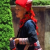 Red Hmong tribe