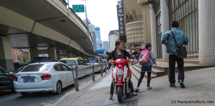 mopeds-on-pavement-shanghai