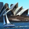 Sydney Opera House Yacht
