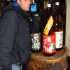 large-saki-bottles-in-japan