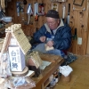 shirakawa-go-woodworker-crafts