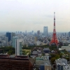 Tokyo tower from World Trade Centre