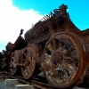 rusted-train-oamaru