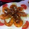 shrimp in tamarind