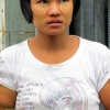 Burmese lady portrait