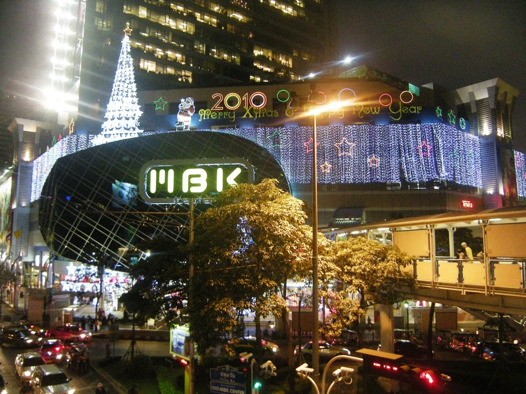 MBK Shopping in Bangkok