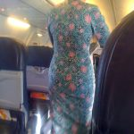 Malaysian Air Stewardess