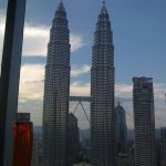 Petronas from Traders Hotel