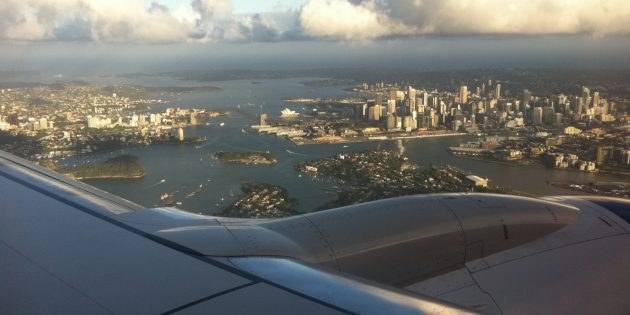 Australia: Gold Coast to Sydney