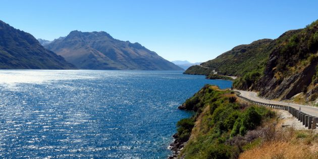 NZ Driving – Milford Road and Crown Range