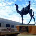 The Ghan Train: Adelaide to Alice Springs