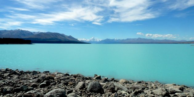 Lake Tekapo to Mount Cook