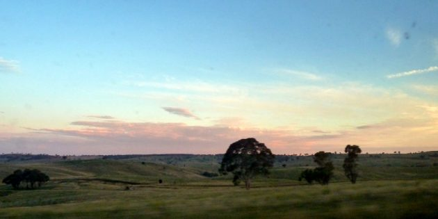Australia: Sydney to Adelaide Train Journey