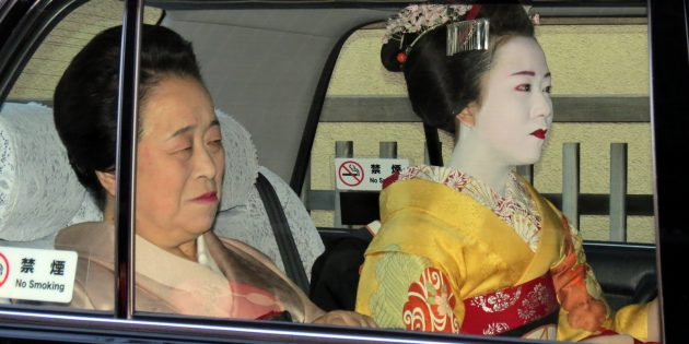 Photo Flashback &#8211; Kyoto: Geisha and Hanami