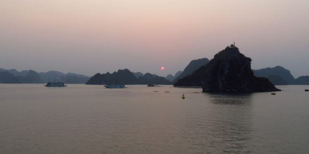 Halong Bay Storms