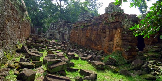 Siem Reap and Angkor Wat Temples