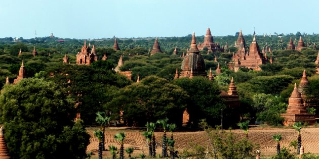 Bagan: Breathtaking and Beguiling