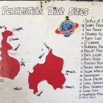 Dive Sites around the Perhentian Islands