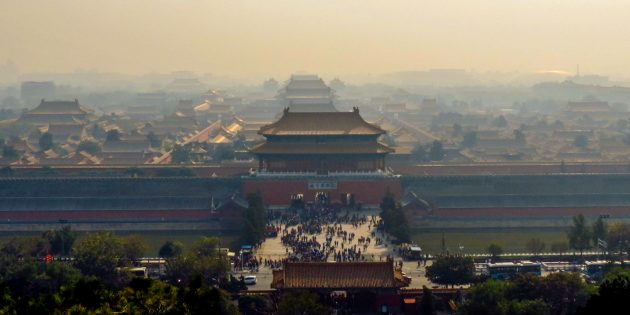 Beijing: Forbidden City and Jingshan Park