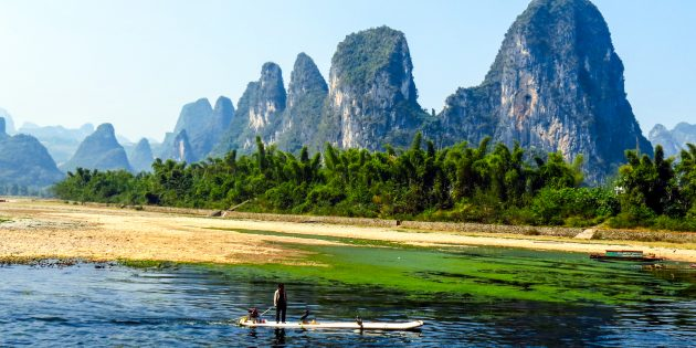 Guilin: Alternative Yangtze River Cruise