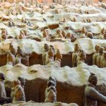 Sightseeing in Xian: The Terracotta Warriors