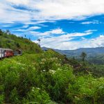 Train from Kandy to Ella via Nuwara Eliya
