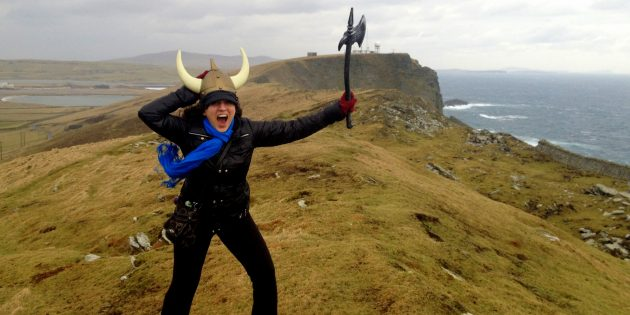 My Travel CV: Adventurous Kate