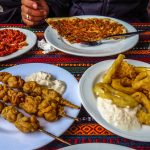 Turkish Street Food , Markets and Costs