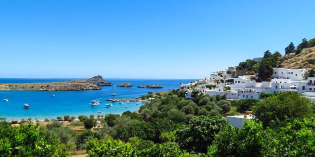 Day Trip to Lindos