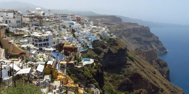 Greece: Santorini on A Budget