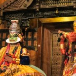 Photo Flashback – Kerala Kathakali Dance