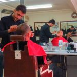 Male Pampering, Getting a Shave in Turkey