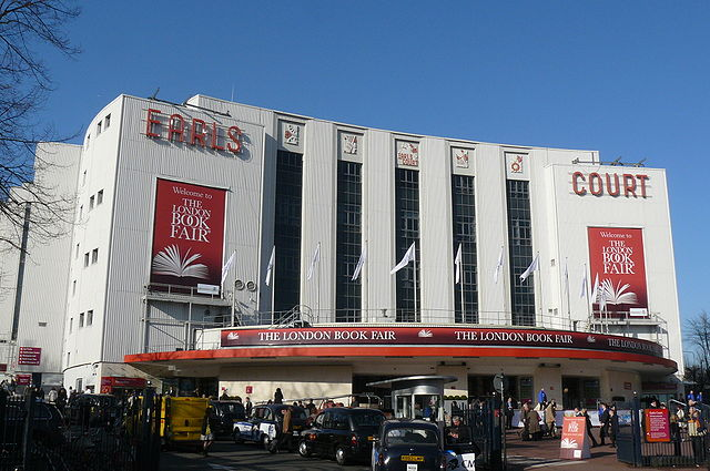 640px earls court exhibition centre
