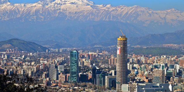 Heading to Santiago de Chile?