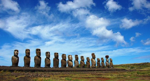 Visit the Easter Island's:  Myths and Legends