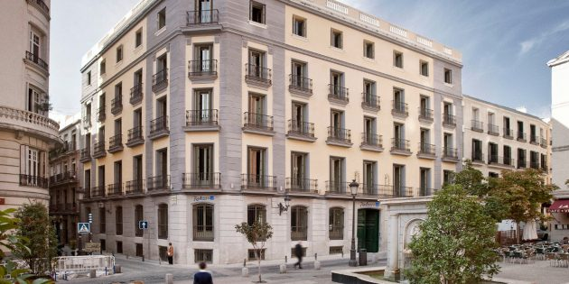 Forty Two Hours in Madrid