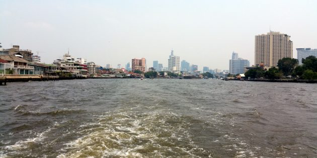 A Trip on the River to Bangkok's Chinatown 2015